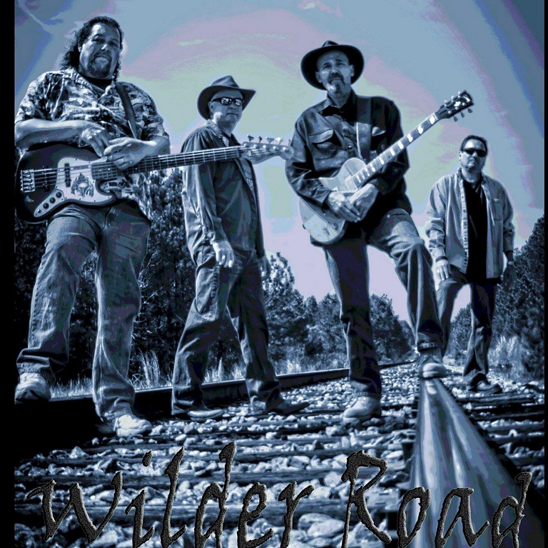 FIRST FRIDAZE featuring the Wilder Road Band!