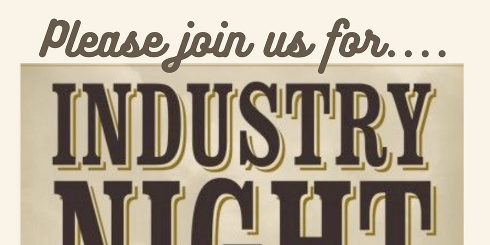 Thursday, February 25th - Industry Night