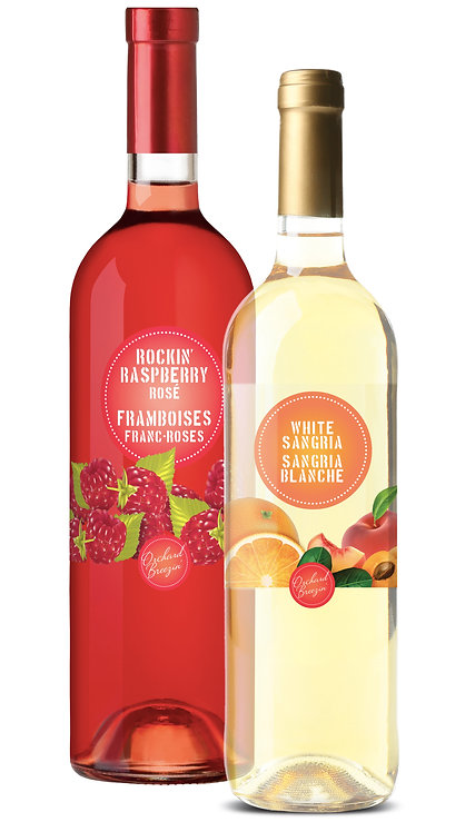 Orchard Breezin- Fruit Wine