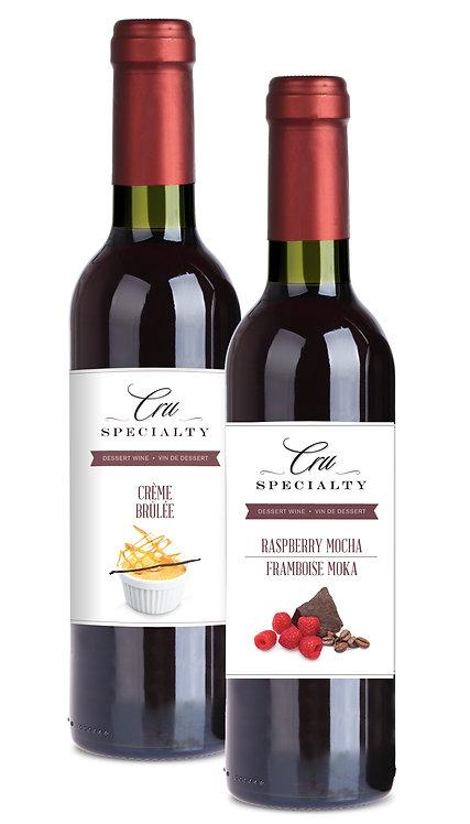 Cru Specialty- Dessert Wine