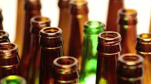 Beer Bottle - Glass 355ml