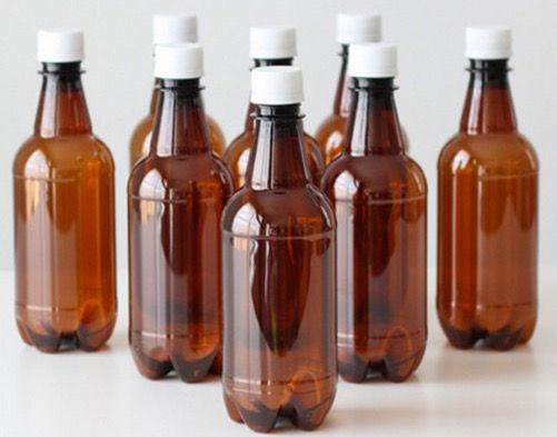 Plastic Beer/Cider Bottling