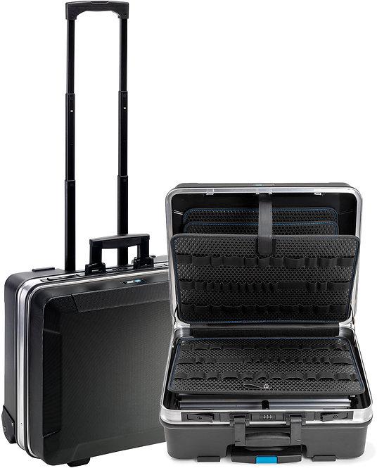 B&W tool.case go - der perfekte Reisebegleiter im modernen Design 120.04/P