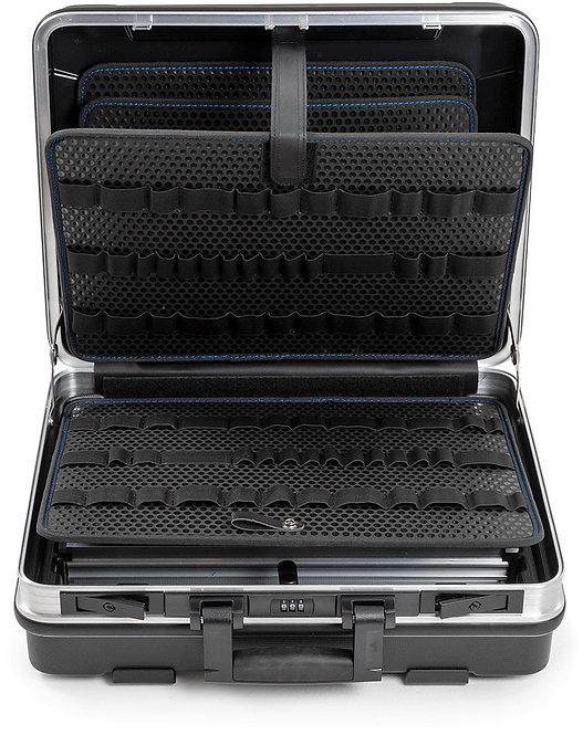 B&W tool.case base - der Koffer mit Charakter 120.02/P