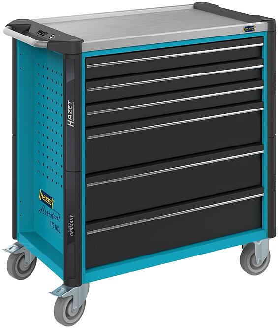 HAZET Werkstattwagen Assistent 179NXL-6 mit 6 Schubladen