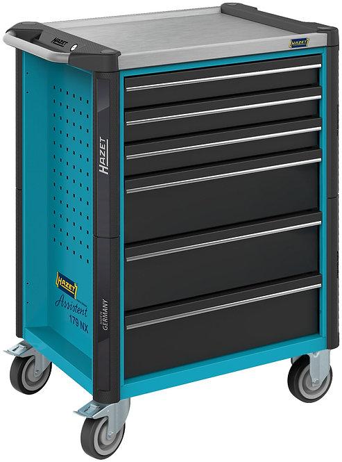 HAZET Werkstattwagen Assistent 179NX-6 mit 6 Schubladen