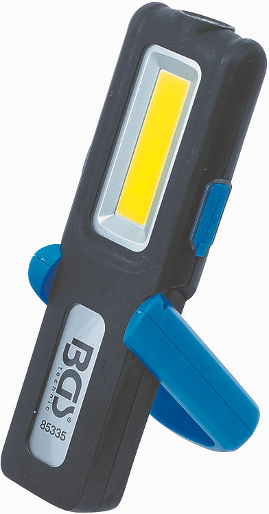 COB-LED Arbeits-Leuchte klappbar BGS-85335