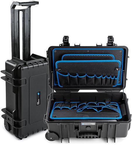 B&W tough.case Jumbo 6600 – der extrem robuste Werkzeugkoffer 117.20/P
