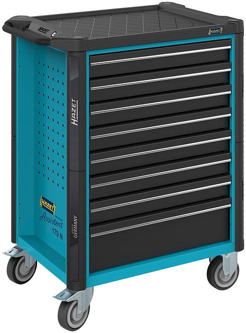 HAZET Werkstattwagen Assistent 179N-8 mit 8 Schubladen