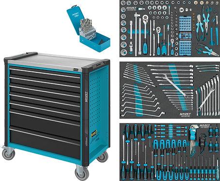 HAZET Werkstattwagen Assistent 179NXL-7/265 Anzahl Werkzeuge: 265