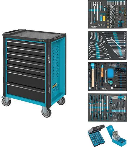 HAZET Werkstattwagen Assistent 179N-7/220 Anzahl Werkzeuge: 220