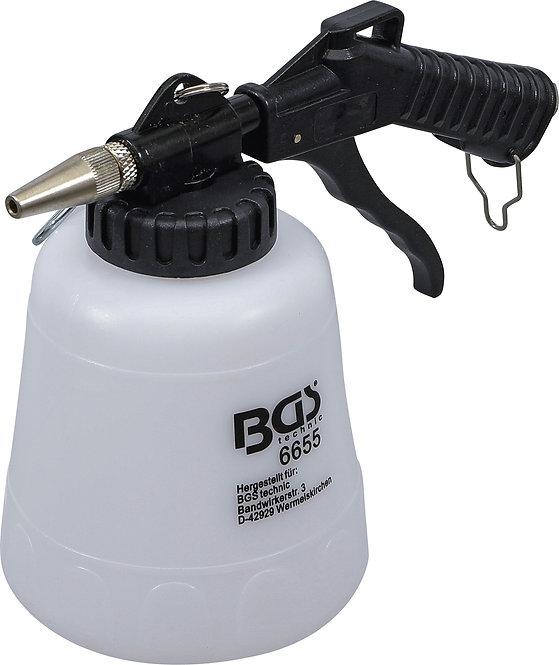 Druckluft-Sodastrahlpistole 1 l BGS-6655