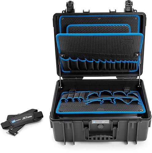 B&W tool.case JET 6000 - der King der JET-Serie 117.18/P