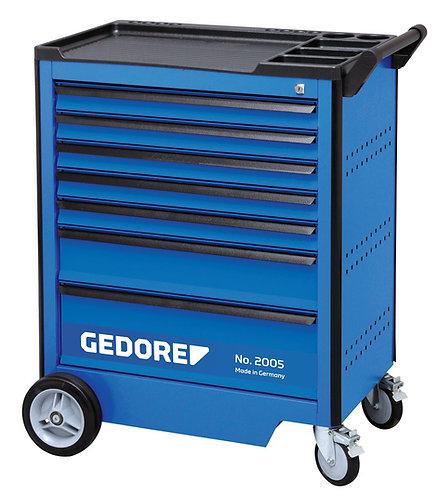 GEDORE Werkzeugwagen mit 7 Schubladen 2005 0511
