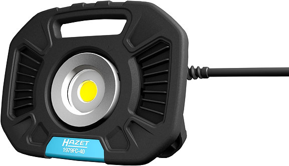 HAZET LED Arbeitsstrahler 40 Watt 1979FC-40