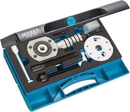 HAZET Injektor Demontagewerkzeug MERCEDES-BENZ Bosch / Delphi 4798-8/8 8-tlg.