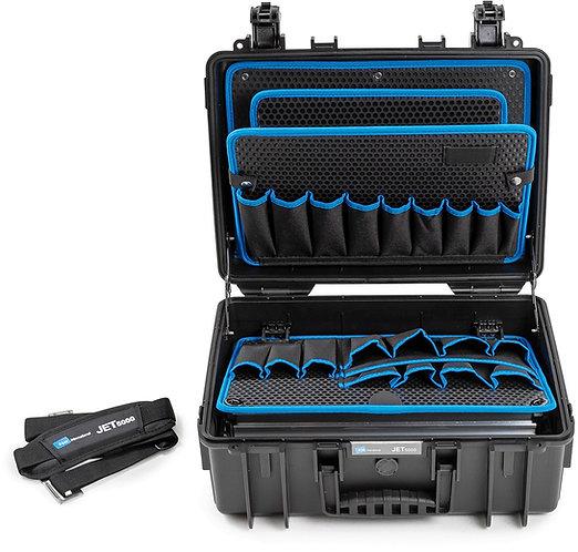 B&W tool.case JET 5000 - ein Koffer fürs Extreme 117.17/P