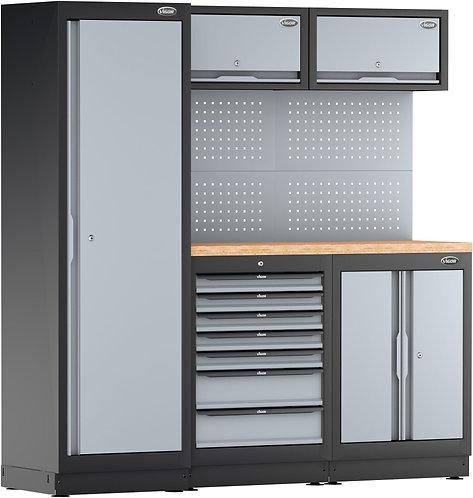 VIGOR Schrankwand-System V6000-3