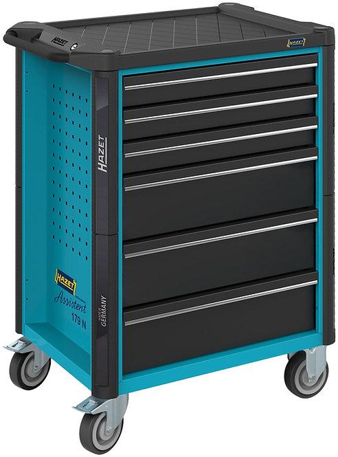HAZET Werkstattwagen Assistent 179N-6 mit 6 Schubladen