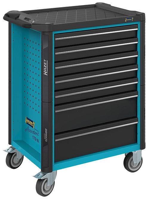 HAZET Werkstattwagen Assistent 179N-7 mit 7 Schubladen