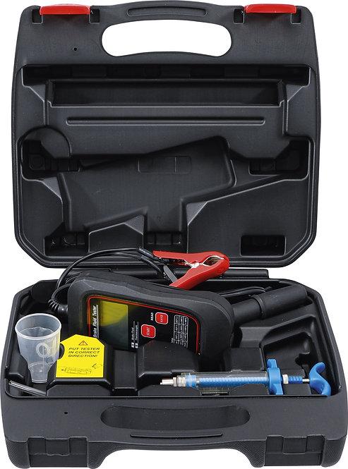 Bremsflüssigkeitstester Siedepunkt-Messverfahren BGS-6905