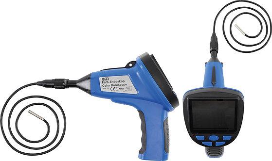 Endoskop-Farbkamera mit LCD-Monitor BGS-63247