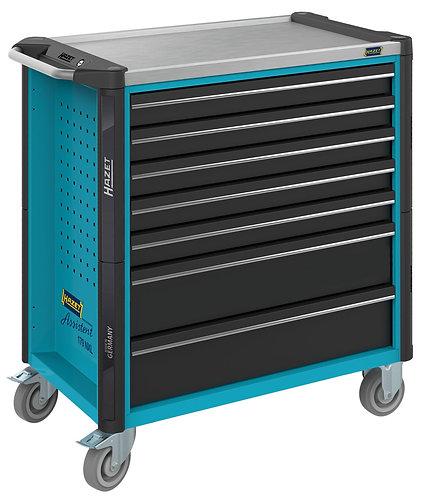 HAZET Werkstattwagen Assistent 179NXL-7 mit 7 Schubladen
