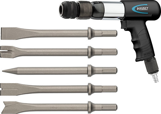 HAZET Meißel-Hammer Satz 9035H/6 Anzahl Werkzeuge: 6