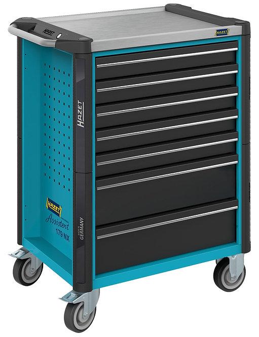 HAZET Werkstattwagen Assistent 179NX-7 mit 7 Schubladen