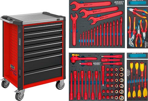 HAZET Werkstattwagen Assistent 179NX-7/70KV  Anzahl Werkzeuge: 70