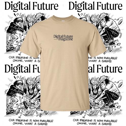 DIGITAL FUTURE MAGAZINE BENEFIT TEE