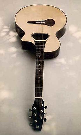 Cumpiano guitars