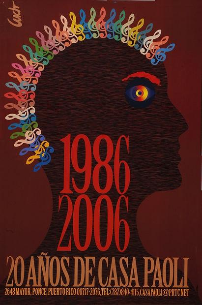 2006 FELIPE CUCHI     20 ANOS DE LA  ADQ