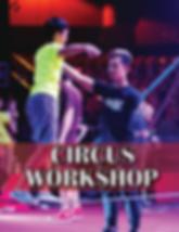 Level 7 Circus Workshop