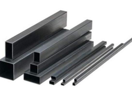 Лаги забора - прямоуголиная стальная труба