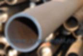 Столбы для забора из трубы НКТ 89х6,5 мм