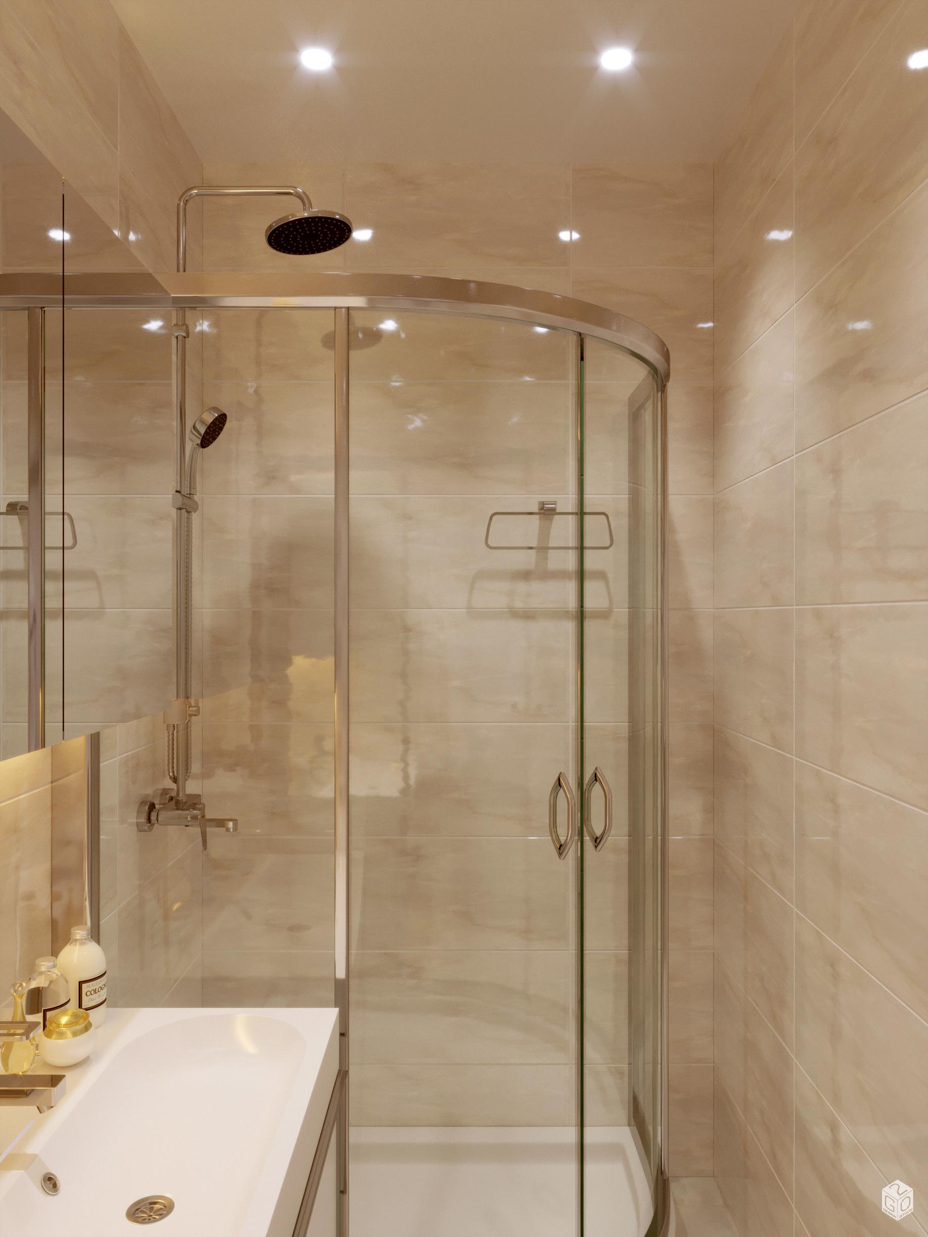 Ванная и с_у в современном стиле
