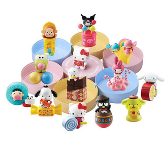 Sanrio Character Containers