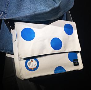 Doraemon Canvas Bag