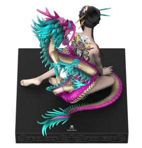 Tokidoki DragonGirl