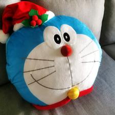 Doraemon Cushion with Blanket