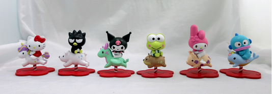 Sanrio Character Figurines