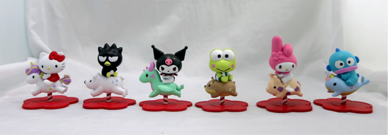 Sanrio Character Figurines