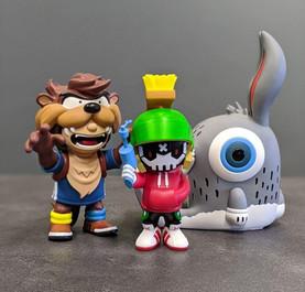 Looney Tunes Character Figurines
