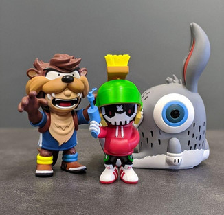 Looney Tunes Character Figurines