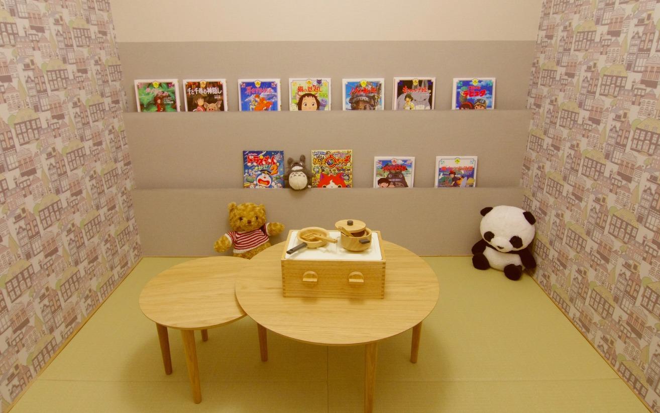6Fファミリーフロアー 子供室