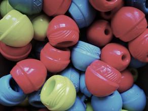 Biodegradable Boule de Ferlette for MyCourant