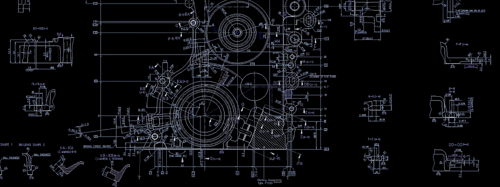 Mold CAD drawings