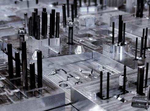 Aluminum Micro Molds