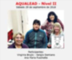 Taller Aqualead Nivel II - 29 09 2018.jp
